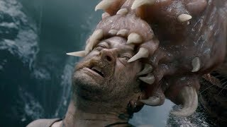 Жуткие существа на острове Кинг-Конга - «Кинг-Конг» отрывок из фильма