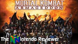 Mortal Kombat: Armageddon (Wii) Review
