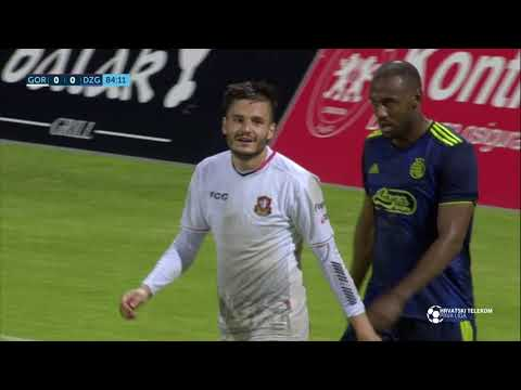 Gorica Dinamo Zagreb Goals And Highlights