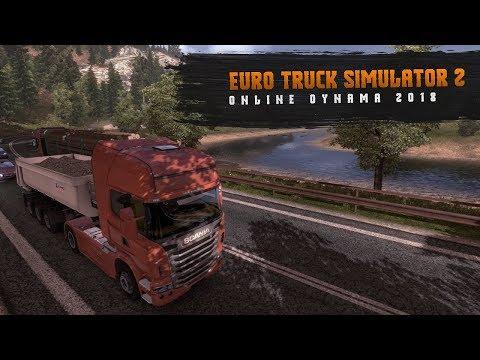 Euro Truck Simulator 2 Multiplayer Nasıl Oynanır 2018
