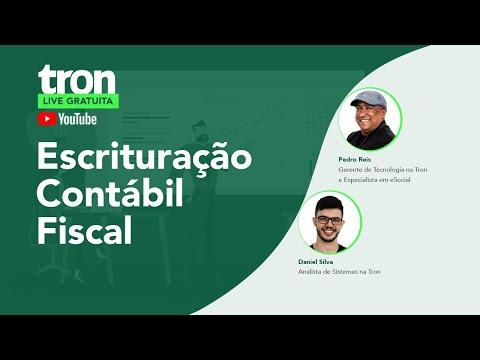 Live: Escrituração Contábil Fiscal - ECF