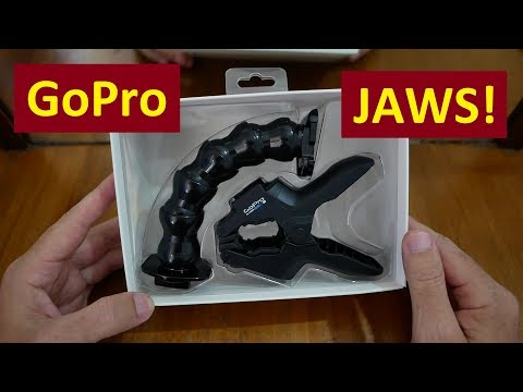 GoPro JAWS Flex Clamp Review - My New Favorite GoPro Accessory