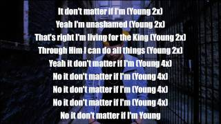Andy Mineo - Young ft. KB (Lyrics)