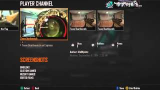 How to Steal/Copy Someones Emblem in BO2/Black Ops 2 - 2015