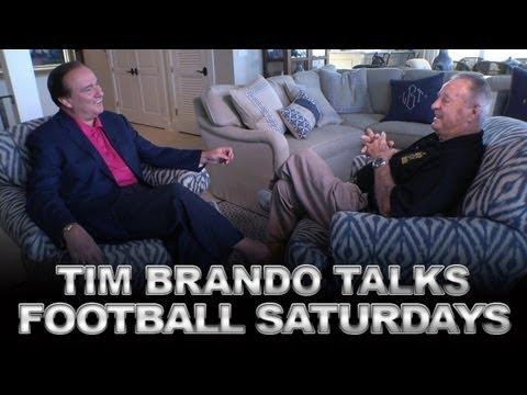 Tim Brando Talks Havoline Football Saturdays | ACCDigitalNetwork