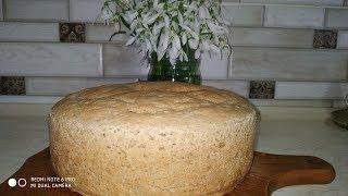 Самый Вкусный Домашний Хлеб/Овсяный Хлеб