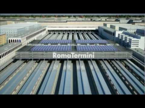 Il nuovo parcheggio sopraelevato di roma termini youtube for Affitto ufficio roma stazione termini