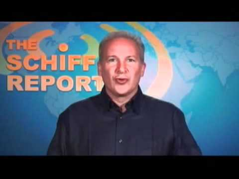 Peter Schiff Stimulas High Fading QE Forever ∞ Collapse Gold Real History Ron Paul Revolution