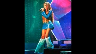 Samantha Mumba - Baby Come On Over (Live at MOBO Awards 2001)