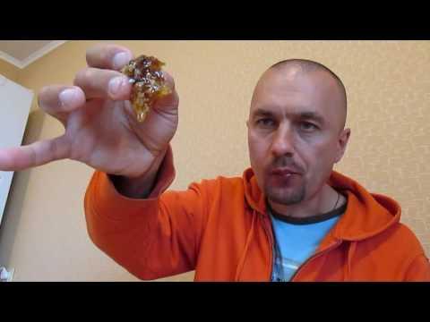 Как есть мед в сотах с воском
