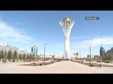 """Astana EXPO"" #8 (16.05.2016)-Kazakh TV-kz"