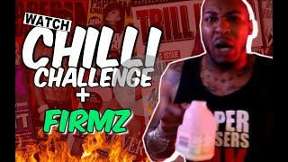 TATTOO GHOST CHILLI CHALLENGE | WIN A £200 TATTOO
