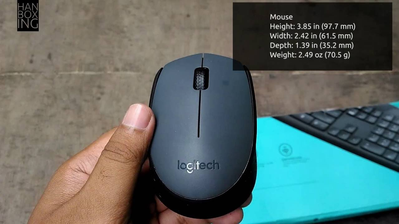 Unboxing Logitech Mk235 Best Value Wireless Keyboard And Mouse Combo Dan Mk270r Youtube