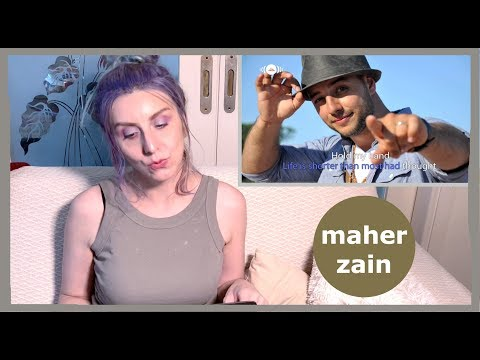 Free download Mp3 lagu Maher Zain - Hold my hand | REACTION - ZingLagu.Com