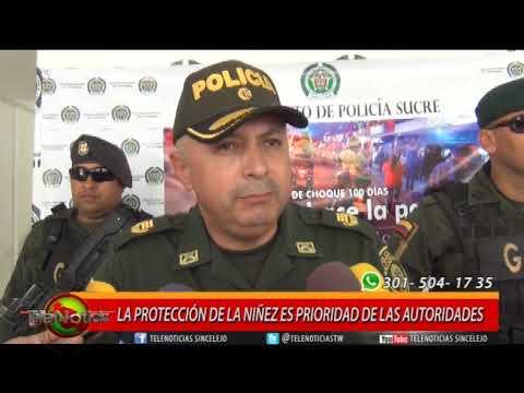 LA PROTECCIÓN DE LA NIÑEZ ES PRIORIDAD DE LAS AUTORIDADES