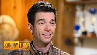John Mulaney Talks 'Sack Lunch Bunch,' 'SNL' And Stefon | Sunday TODAY