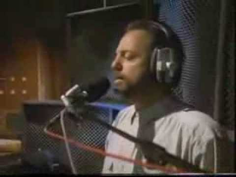 Billy Joel 'Blonde Over Blue' 1993 Studio Performence Video