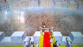 One Piece-Il discorso della principessa Bibi