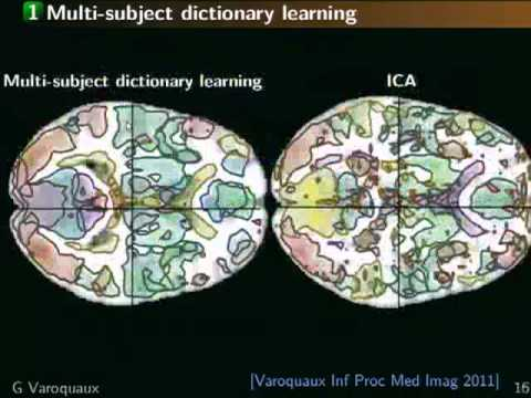 Gael Varoquaux - Learning and comparing multi-subject models of brain functional connectivity