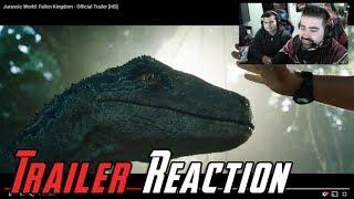 Jurassic World: Fallen Kingdom Angry Trailer Reaction