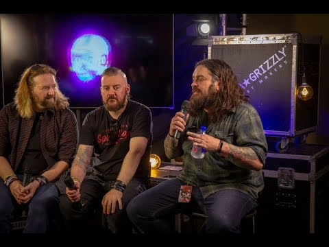 SEETHER addresses rock music being ignored in the main stream [POINTFEST 2019]