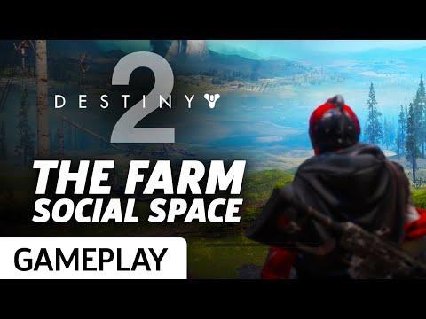 Touring The Farm In Destiny 2's Social...