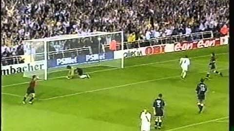 2000 August 9 Leeds United England 2 Munich 1860 Germany 1 Champions League