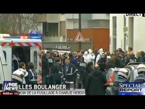 Today's Headlines - 01-07-2015 - Paris Islamic Terror Attack
