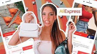 TUDO O QUE CONSEGUI COMPRAR COM 25€ NO ALIEXPRESS | Maria Rodrigues