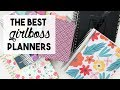 The Top 5 Best Planners for Girlbosses