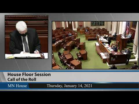 House Floor Session 01/14/21