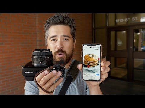 DPReview TV: Fujifilm GF 50mm F3.5 Review