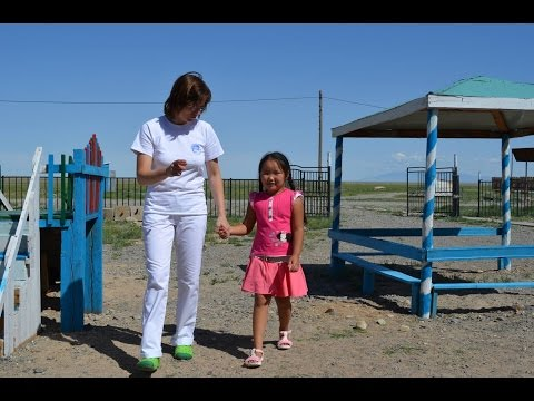 Mongolia: Dental Aid Operation DWLF - German documentary with English subtitles