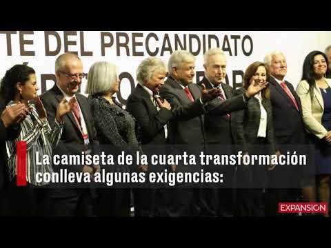 El sello del equipo económico de Andrés Manuel López Obrador