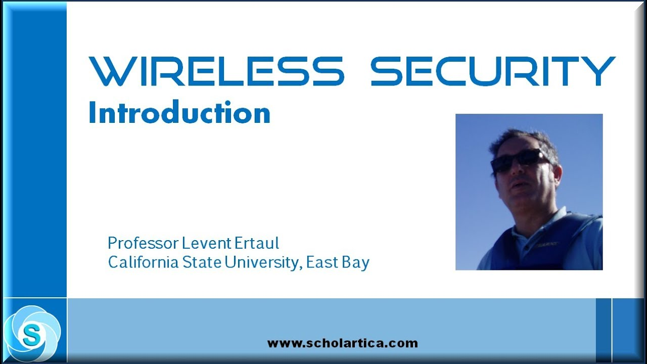 Wireless Networks Security  Introduction