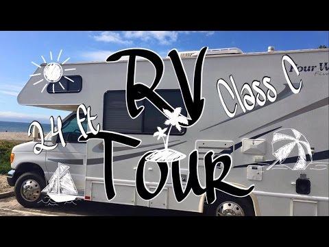 Full Time RV Life  ~ Class C RV tour