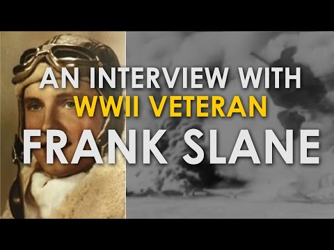 Interview With Frank Slane -- WWII Glider Pilot   The Art of Manliness