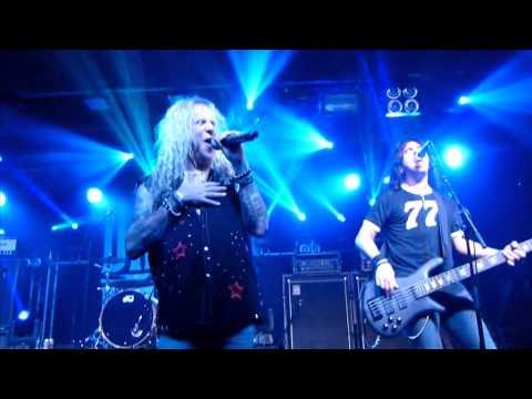 Danger Danger - Feels Like Love (Live Firefest 2014)