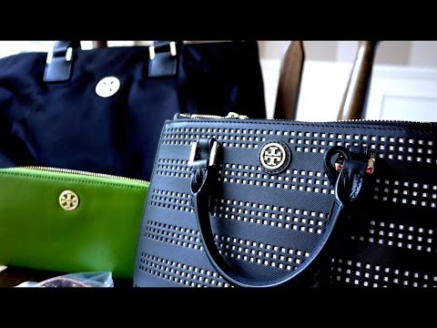 Tory Burch Outlet Haul
