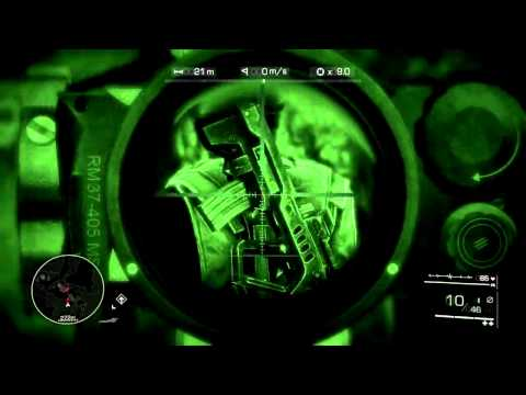 Sniper Ghost Warrior 2 - Sniping In The Philippines