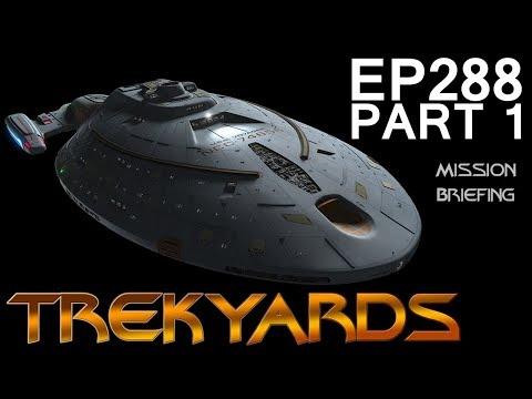 Trekyards EP288 - Intrepid Class (Part 1)