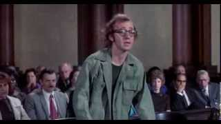 Вуди Аллен о путинском правосудии. Woody Allen about Putin's justice (1971)