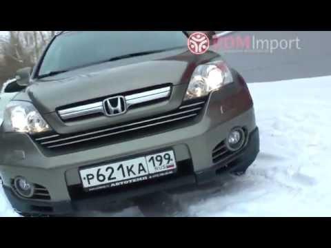 видео: honda cr-v 2008 год 2.4 л. 4wd от РДМ-Импорт