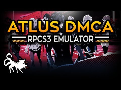 Atlus Games attempts DMCA strike on PS3 Emulator Patreon page