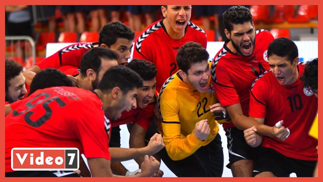 ننتظر إنجازكم فى الأولمبياد.. ملحمة أبطال اليد تبهر العالم  - نشر قبل 7 ساعة
