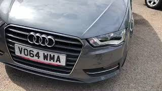 Road Test & Review Of An Audi A3 TFSI Semi-Automatic