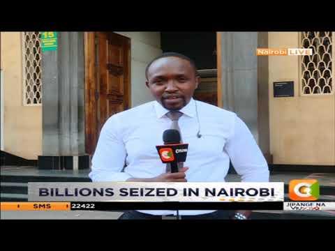 Ksh17b fake currency seized at Barclays bank branch in Nairobi