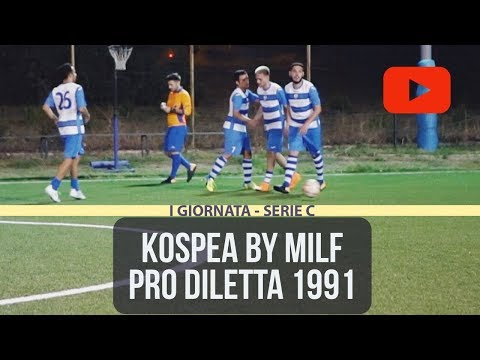 [ Serie C ] Kospea by Milf - Pro Diletta 1991 (Calcio a 7) thumbnail