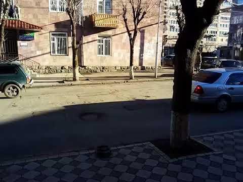 Аномальная погода в Ванадзоре, Армения 2