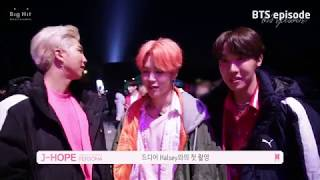 [EPISODE] BTS (방탄소년단) '작은 것들을 위한 시 (Boy With Luv) feat. Halsey' MV Shooting Sketch